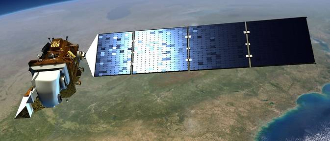 Landsat 9 NASA