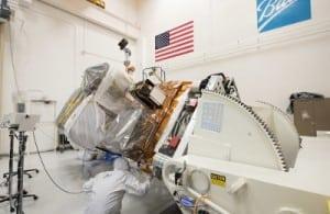 JPSS 1 Ball NOAA NASA