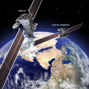 Lockheed Martin Arabsat KACST