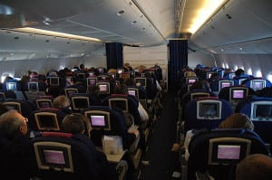Boeing 777 IFC
