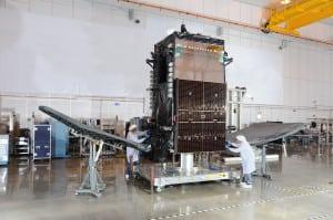 SKYM 1 Mexico Orbital ATK DirecTV