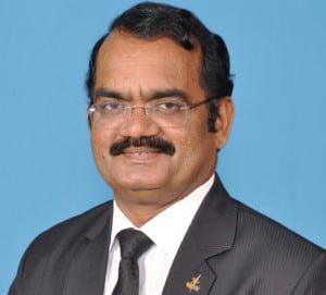 ISRO Annadurai ISAC