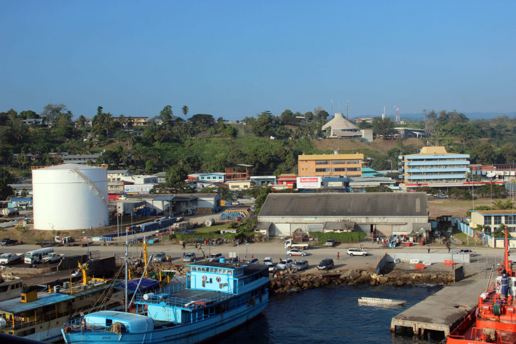 Our Telekom plans to expand its satellite broadband from the Solomon Islands' capital city of Honiara to the outer islands. Photo: Jenny Scott (Flickr)