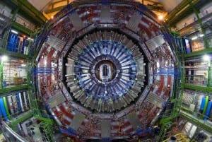 LCD CERN Higgs Boson