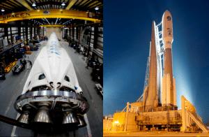 SpaceX ULA USAF Falcon 9 Atlas 5