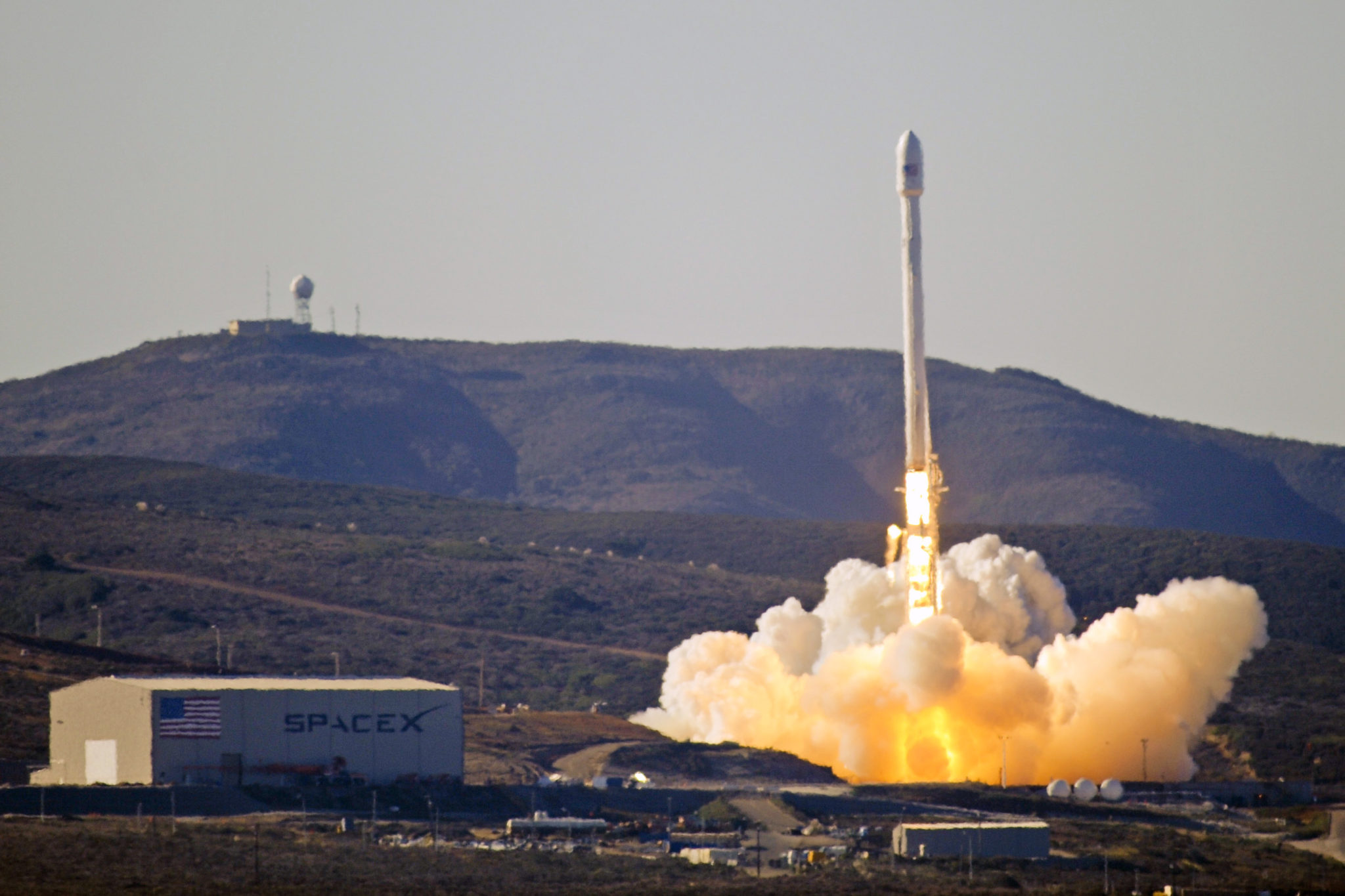 SpaceX Air Force EELV