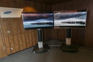 SES Samsung HDR Ultra-HD