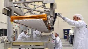 Sentinel-1B Airbus Thales