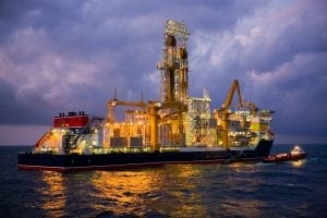 Drillship Hess Stampede Gulf of Mexico