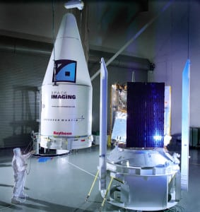 IKONOS Lockheed DigitalGlobe