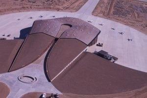 Spaceport America NM