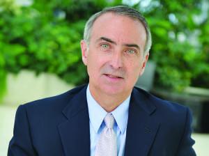 Stephen Spengler, Intelsat's CEO.