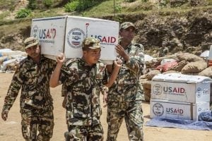 USAID Nepal Earthquake