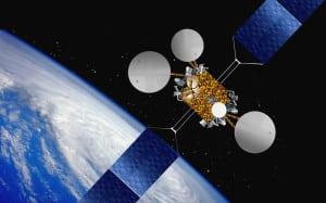 Eutelsat 21b Thales