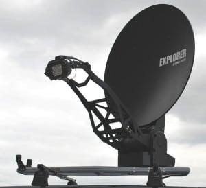 Cobham Satcom Explorer 8100