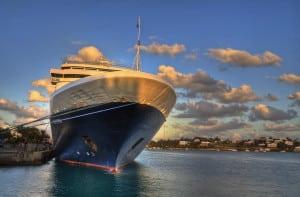 Hamilton Cruise Ship Maritime