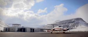 Icelandic airport