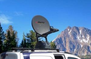 C-Com iNetVu Antenna Ka