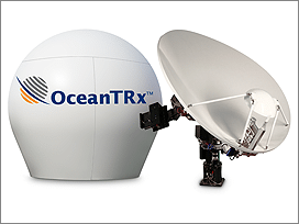 Orbit Communications' OceanTRx 7.
