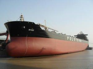 Polsteam vessel maritime KVH