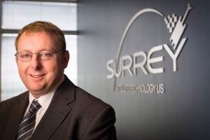 John Paffett, CEO of SST-US.