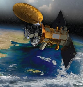 SAC-D NASA CONAE Argentina