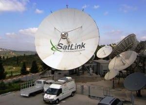 SatLink Communications 13m