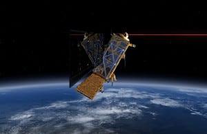 Sentinel 1 EDRS laser ESA