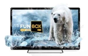 Eutelsat Hot Bird 4K1 TV platform