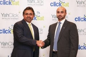 YahClick and Clicksat sign Pakistan partnership