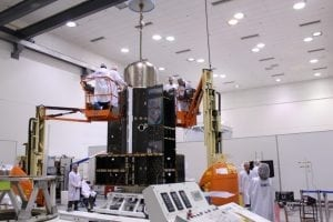 Amos 6 Spacecom