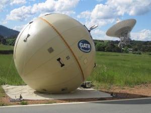 GATR Antenna inflatable