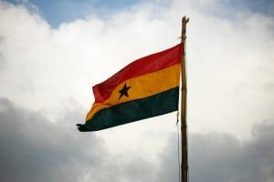 Ghana Flag Africa