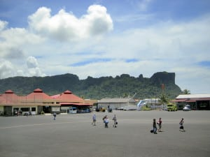 Pohnpei Airport Micronesia