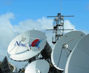 Perth teleport NewSat