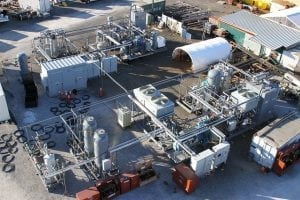 LNG Plant Plum Energy, Consolidated Construction
