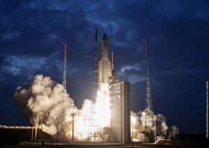 Arianespace Ariane 5 Eumetsat Star One