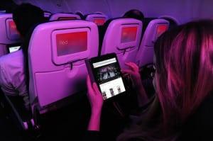 Virgin America IFC ViaSat Gogo
