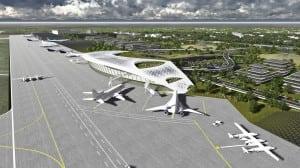 Houston Airport Spaceport