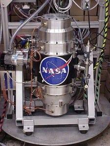NASA Fly Wheels Energy Battery