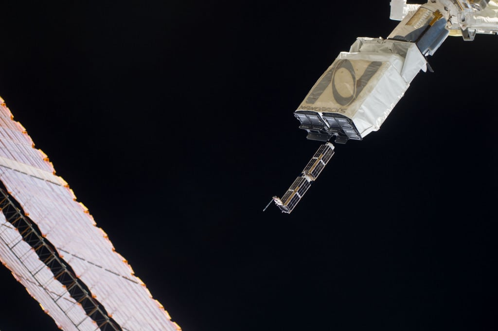 NanoRacks ISS