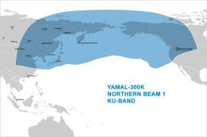Yamal 300K Gazprom