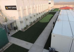 Basra Industrial Community Iraq Meosat