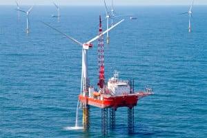GMS wind farm maritime