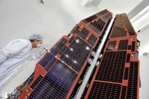 ESA Swarm Airbus Astrium