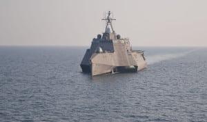 Navy combat ship USS Independence