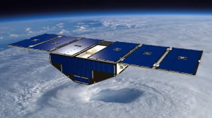 cygnss NASA weather