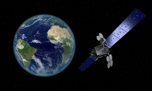 Yahsat Orbital ATK GEOStar 3