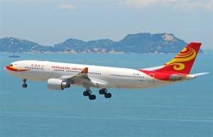 Hong Kong Airlines AirCom Pacific