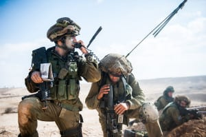 Givati Soldiers Israel
